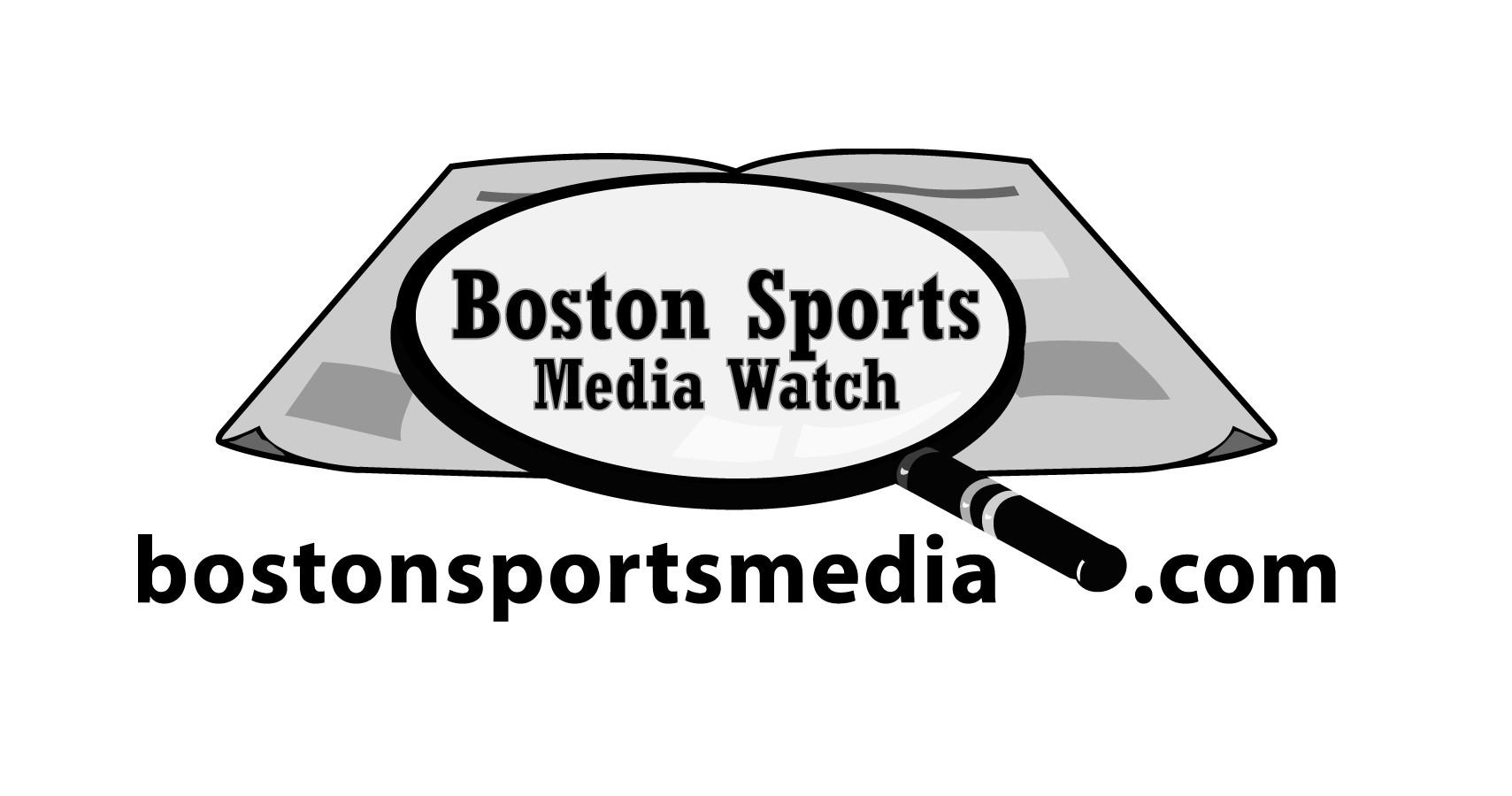 Boston Sports Media Watch