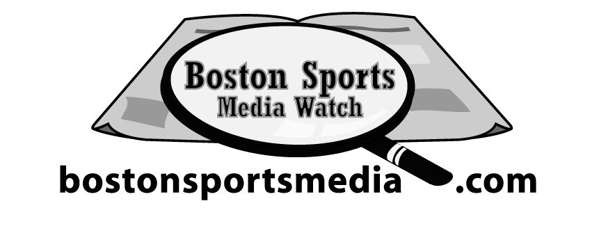 Boston Sports Media Watch